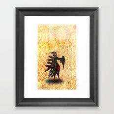 Nopalitus Noticierus Framed Art Print
