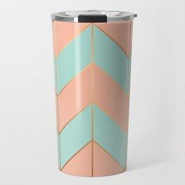 Marble Geometry 059 Travel Mug