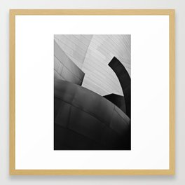 Gehry II Framed Art Print