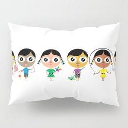 Kids play Pillow Sham