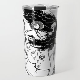 Moon Woman Travel Mug