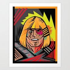 xHeManx Art Print