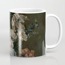 Cornelia Van Der Mijn - Still Life With Flowers Coffee Mug