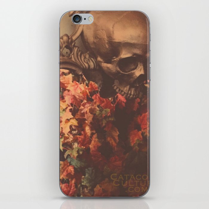 Catacomb Culture - August Mirror iPhone Skin