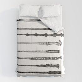 HP Wands Comforters