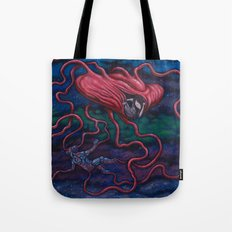 The Afterman Tote Bag