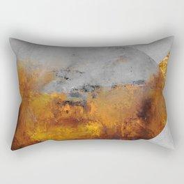 Modern Mountain No6-P1 Rectangular Pillow