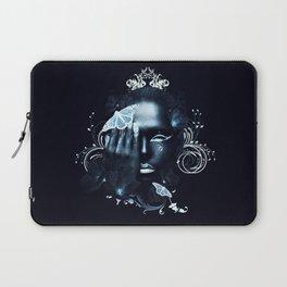 Black Silence Laptop Sleeve