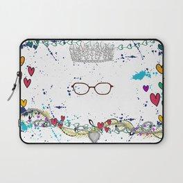 The Princess Diaries - the Princess wears Glasses?! Shut Up! Laptop Sleeve