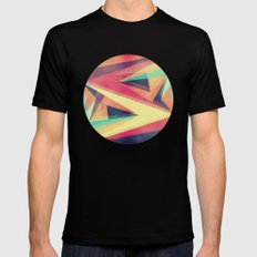 Directions Mens Fitted Tee Black LARGE