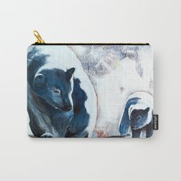 Bears - Don't be afraid, I'll show you the way... by LiliFlore Carry-All Pouch