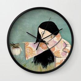 * PEQUEÑOS SERES * Wall Clock