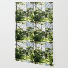 Conservatory Wallpaper