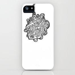 Tangled Box iPhone Case