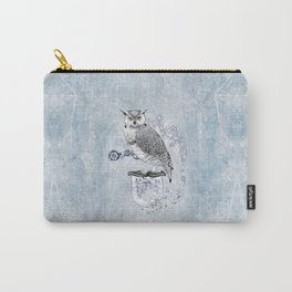 Owl Theory Carry-All Pouch