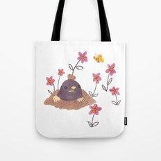 Hello Mole! Tote Bag
