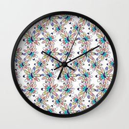 Night Out Wall Clock