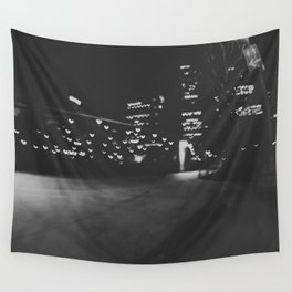 Love in Chicago Wall Tapestry
