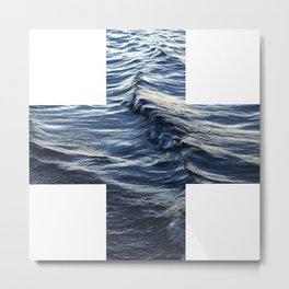 Sea Change Metal Print