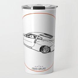 Crazy Car Art 0200 Travel Mug