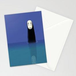 No-Face (Kaonashi) Stationery Cards