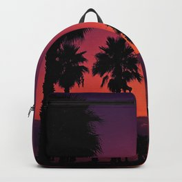 Sunset Is My Favourite Colour Backpack