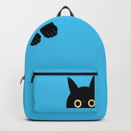 My Cat is Looking at You Backpack