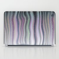 northern lights iPad Cases featuring Northern Lights by Bonnie Phantasm