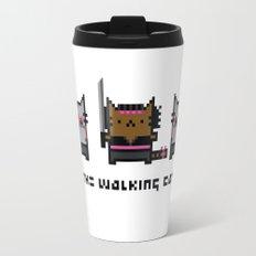 The Walking Cat - Meowchonne Travel Mug