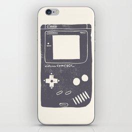 Game Boy iPhone Skin