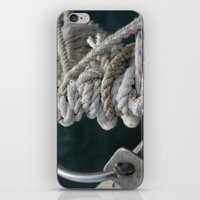 nautical iPhone & iPod Skins featuring Nautical by Marietta Dc Fameli