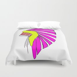 Indian in the Cupboard Duvet Cover
