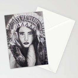 Native Beauty Stationery Cards