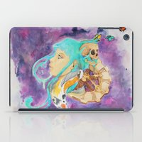 health iPad Cases featuring Mental Health by Symbiosis