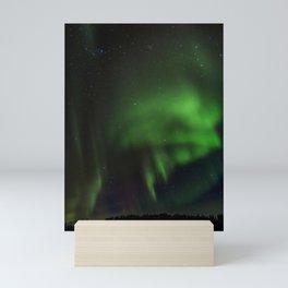 Northern Lights Mini Art Print