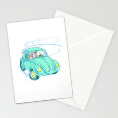 We're Doing Donuts!  Stationery Cards