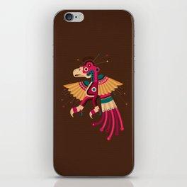 """Chiconcuetzalli"" The Scarlet iPhone Skin"