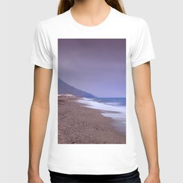 Salinas Beach At Sunset. T-shirt