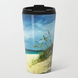Tropical Idyll Travel Mug