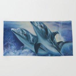 Drifters Beach Towel