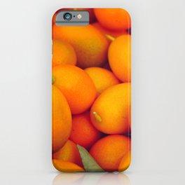 Kumquats iPhone Case