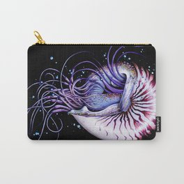 Still Nautilistening Carry-All Pouch