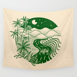 Memories of the Philippines Wall Tapestry