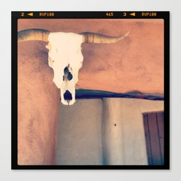 Ghost Ranch, New Mexico Canvas Print