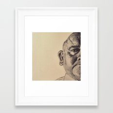 Rob Framed Art Print