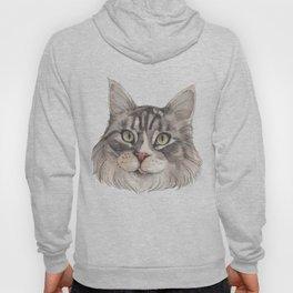 Normie the Cat - artist Ellie Hoult Hoody