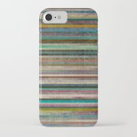 striped iPhone & iPod Cases featuring Striped by Sharon Johnstone