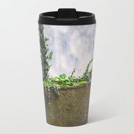 wall flower Travel Mug