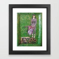 Stamen Framed Art Print
