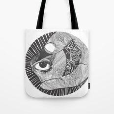 un œil andalou Tote Bag
